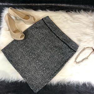 Dresses & Skirts - Black and white speckled pencil skirt